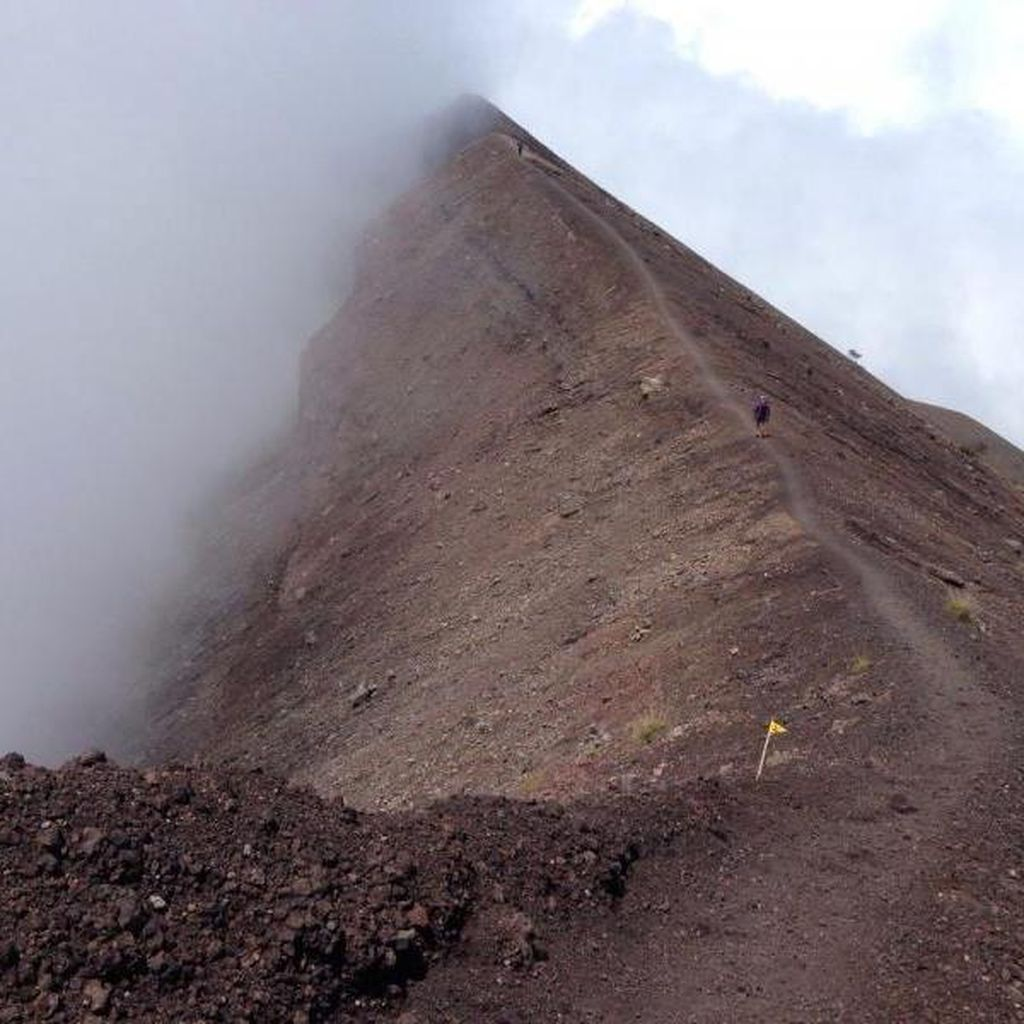 Gunung Agung Status Awas, Warga Diimbau Jaga Jarak Radius 12 Km