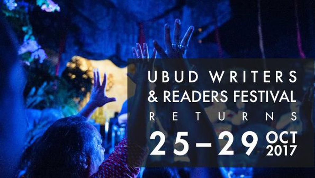 Asal Muasal Jadi Tema Ubud Writers and Readers Festival 2017