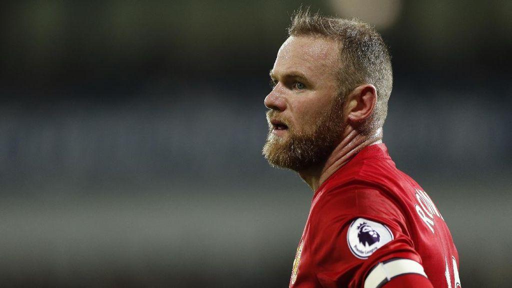 Rooney Dianggap Terlalu Bagus untuk Pindah ke China