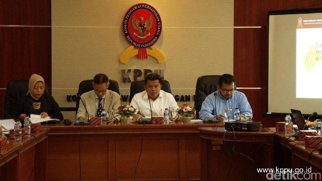 KPPU akan Kawal Ketat Penerapan ERP di Jakarta