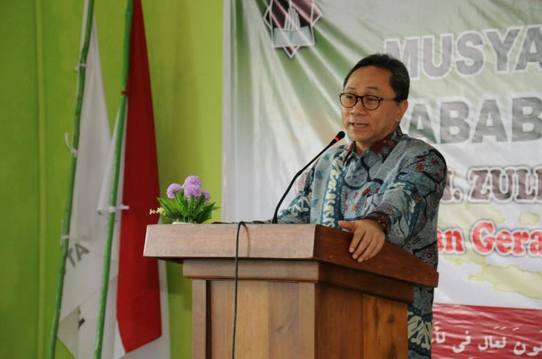 Ketua MPR Apresiasi Penambahan Kuota Haji Indonesia