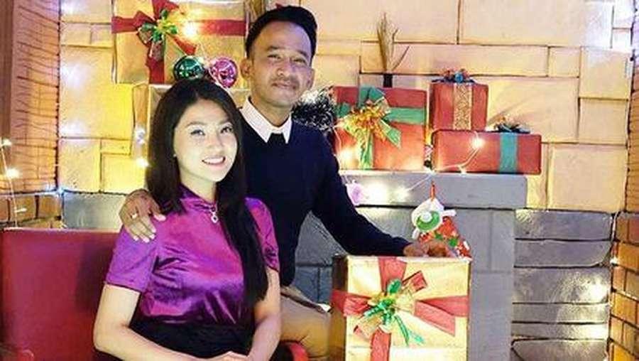 Happy Family! Saat Keluarga Besar Ruben Onsu dan Sarwendah Rayakan Natal