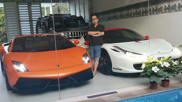Mengapa Perampok Pulomas Tak Ambil Lambo dan Ferrari Korban?