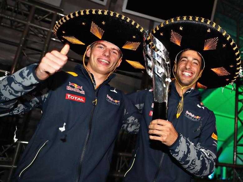 Ricciardo dan Verstappen Diprediksi Akan Bersaing Lebih Ketat Lagi
