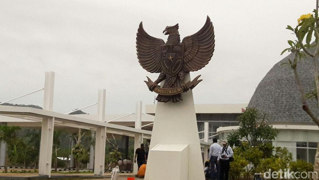 Jokowi Gelontorkan Triliunan Rupiah Bangun Perbatasan, Ini Alasannya
