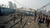 Kereta Anjlok di India Tewaskan 2 Orang dan 61 Lainnya Luka-luka