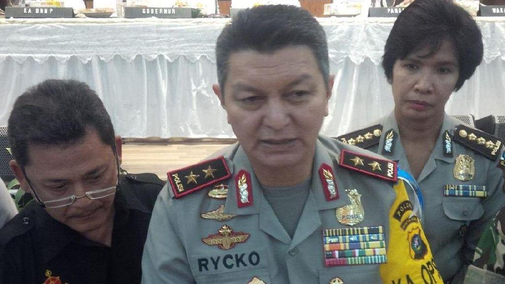 Kapolda Sumut Minta Anggota Makin Waspada Usai Bom Kampung Melayu
