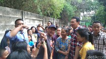 Janji Ahok di Daerah Rawan Banjir: Tak Menggusur dan Bikin Danau