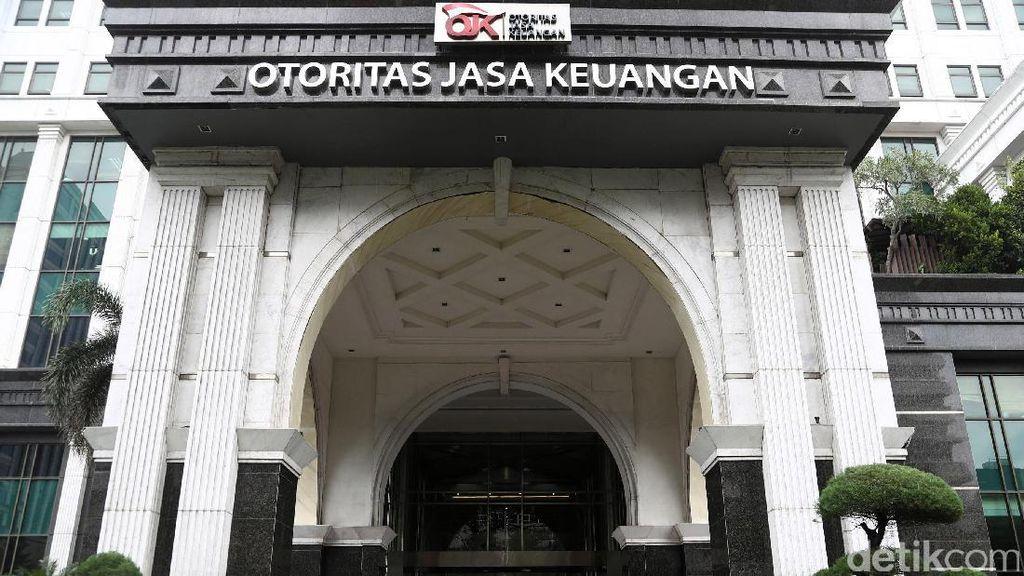 DPR Belum Siapkan Jadwal Pembahasan Bos OJK Pilihan Jokowi