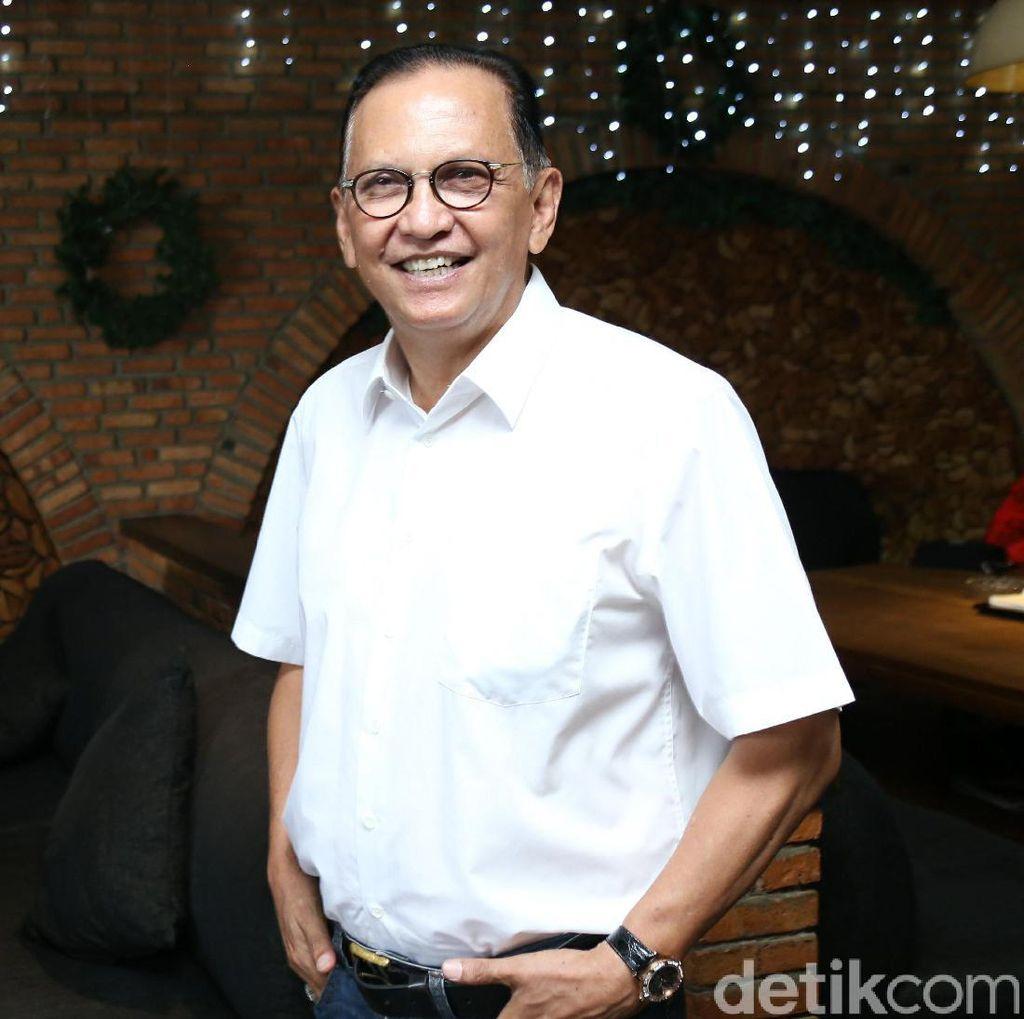 Roy Marten Bersyukur Kasus Narkoba Tak Menular ke Keluarganya