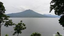 Sejoli Bunuh Diri di Danau Batur, Jasad Terikat dan Berpelukan