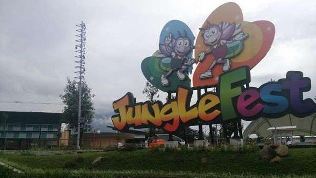 Sambut Tahun Baru, JungleFest Promo Tiket Gratis & Gelar Festival Seru