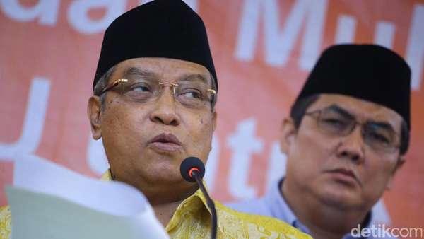 Habib Rizieq Tak Jadi Pulang, Said Aqil: Kalau Gentle Hadapi Dong