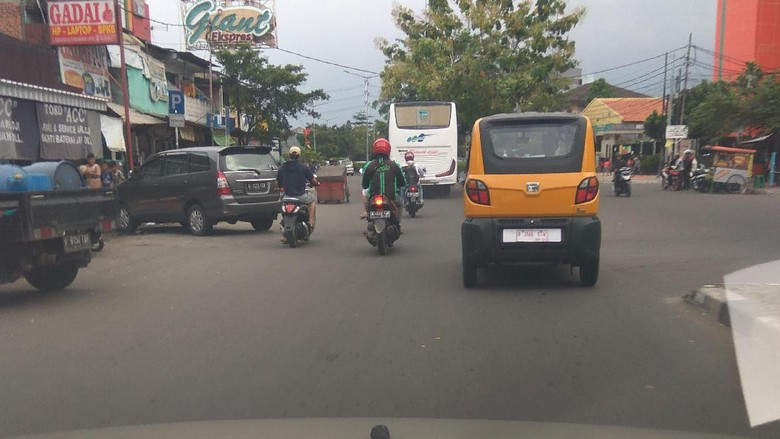 Ada Mobil Mungil Baru di Jakarta