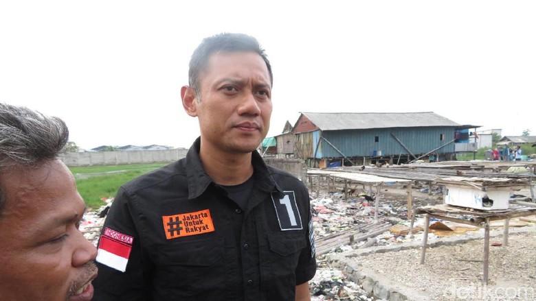 Agus Yudhoyono: Kalau Asal Gusur, Tak Perlu Jadi Cagub
