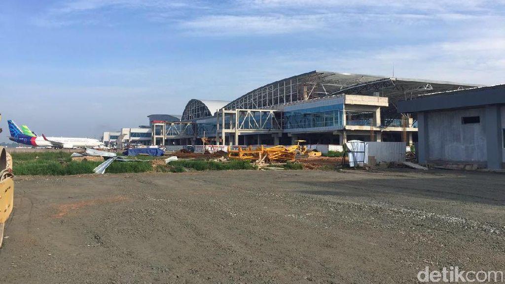 AP II Bakal Tambah Runway Bandara Supadio Akhir 2017