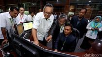 PLN Jamin Pasokan Listrik Jakarta di Malam Perayaan Tahun Baru 2017