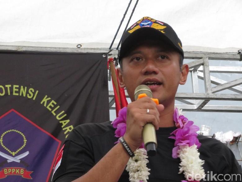 Harga Sembako Mahal, Agus Yudhoyono: Kita Ingin Tingkatkan UMP