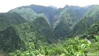 Siapa bilang Kediri tidak punya tempat wisata yang Instagramable? Bukit Ongakan yang terletak di Desa Besowo, Kecamatan Kepung, Kabupaten Kediri ini jadi bukti bahwa berwisata tak harus jauh dan mahal (Andhika/detikTravel)