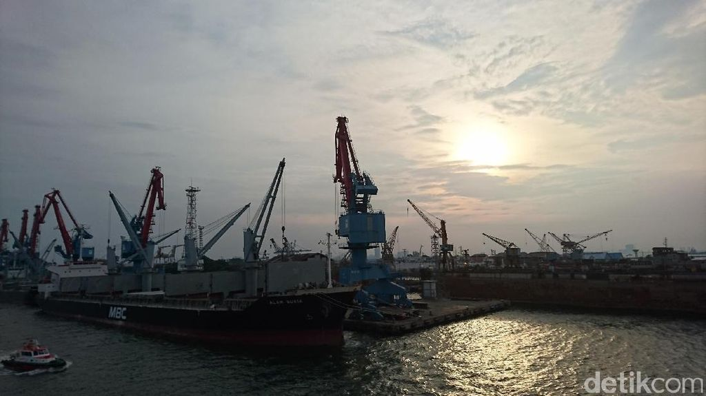 Pelni Kaji Pengadaan Kapal Buatan Jerman