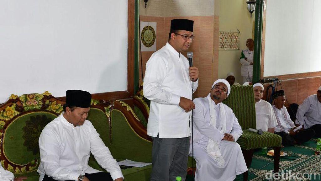 Pandji Pragiwaksono Puji Langkah Anies Baswedan Temui Habib Rizieq