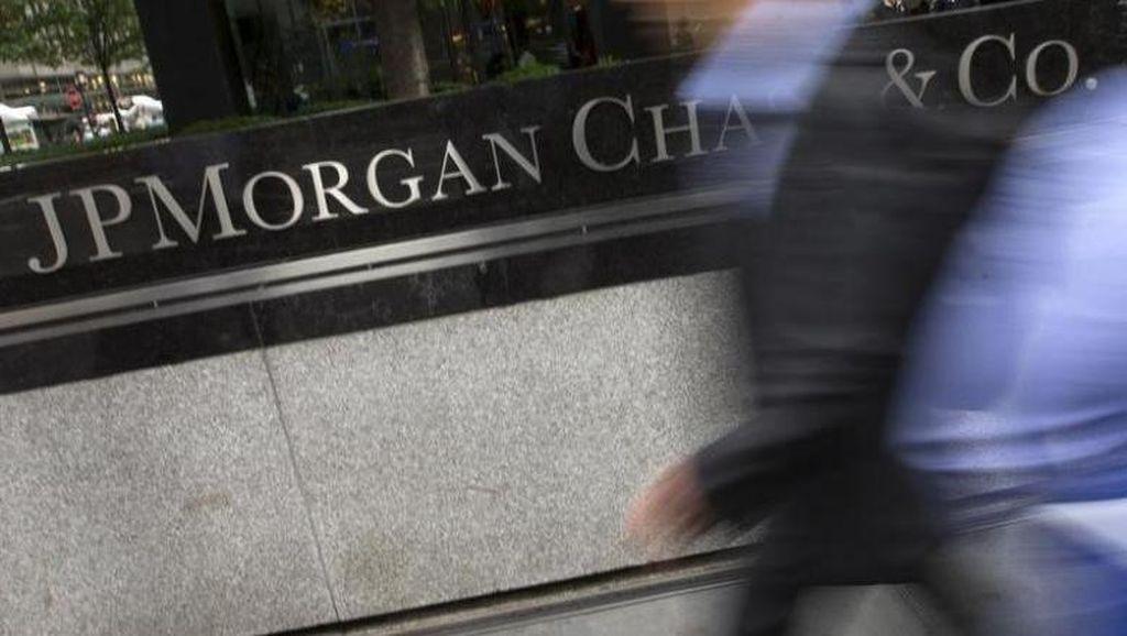 JPMorgan Dicoret Dari Daftar Agen Penjual Surat Utang Pemerintah RI