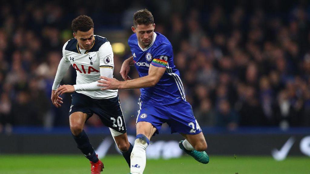 Chelsea Hadapi Spurs, Arsenal Lawan City di Semifinal