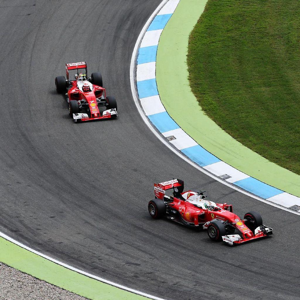 Tes Pramusim Oke, Ferrari Optimistis di Musim Ini