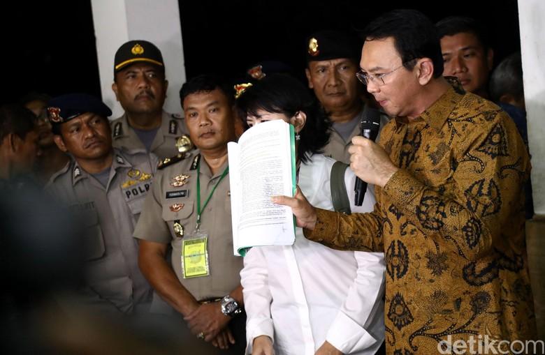 Irena Handono Polisikan Ahok: Karena Saya Taat Hukum