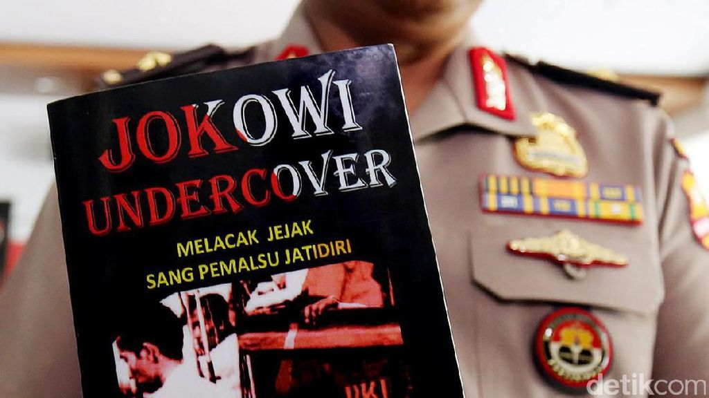 Berkas Lengkap, Kasus Jokowi Undercover Segera Dilimpahkan