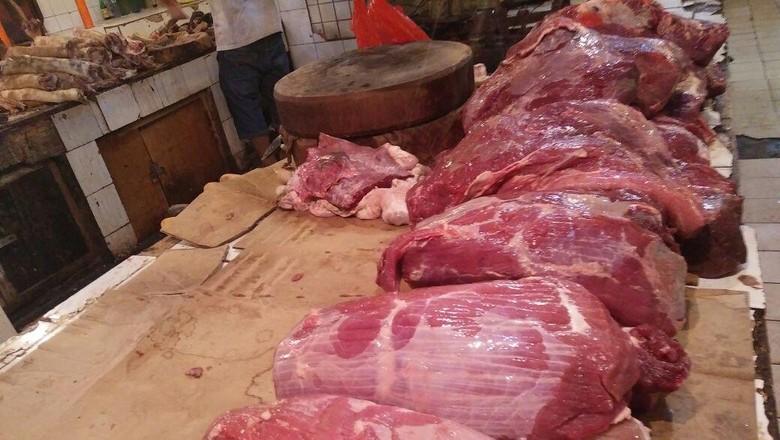 Kementan Belum Rilis Rekomendasi Baru Impor Daging Kerbau