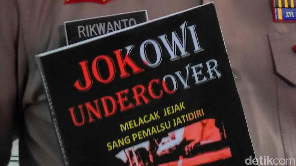 Dituntut Empat Tahun, Penulis Jokowi Undercover Divonis Hari Ini