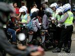 Operasi Jelang Lebaran di Jakarta, Ribuan Pengendara Kena Tilang