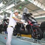 Persaingan Skutik Bermesin 150 cc