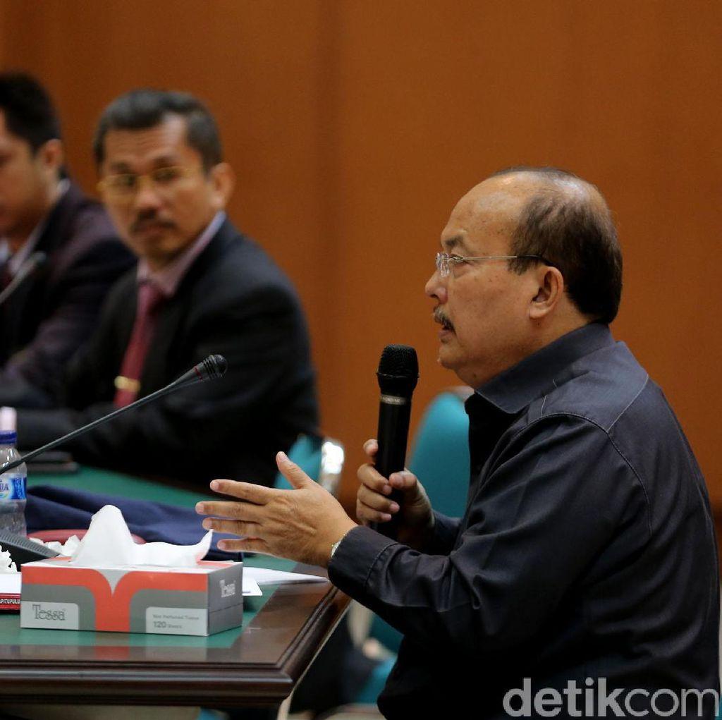 Hakim Napitupulu Bantah Disuap Rp 1 Miliar di Kasus Pembunuhan