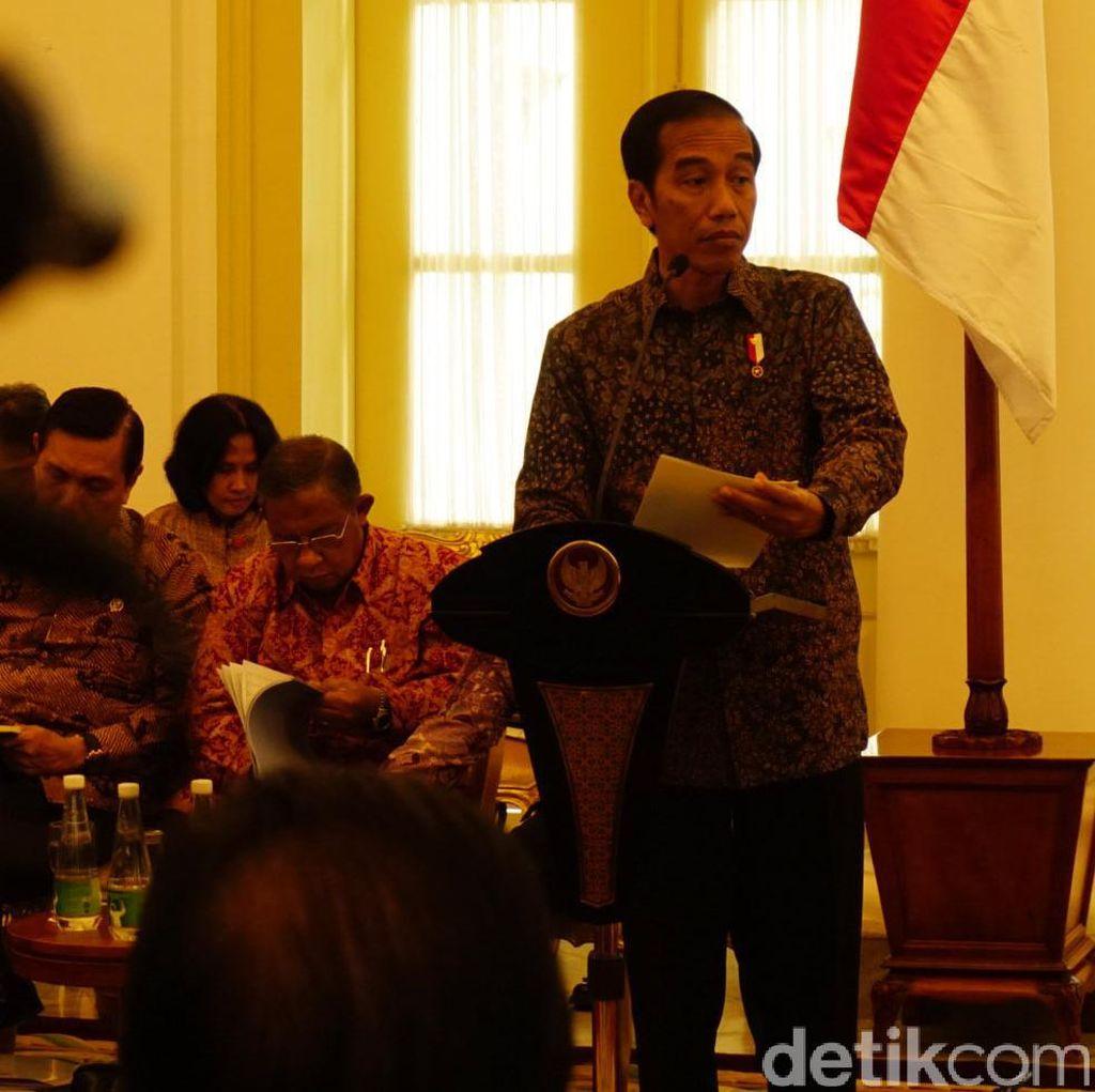 Ucapkan Selamat Hari Nyepi, Jokowi: Luruhkan Amarah
