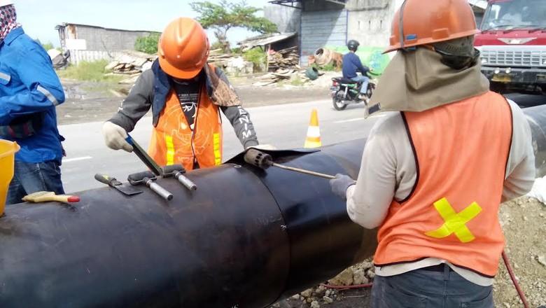 PGN Siapkan Belanja Modal Rp 6,5 Triliun