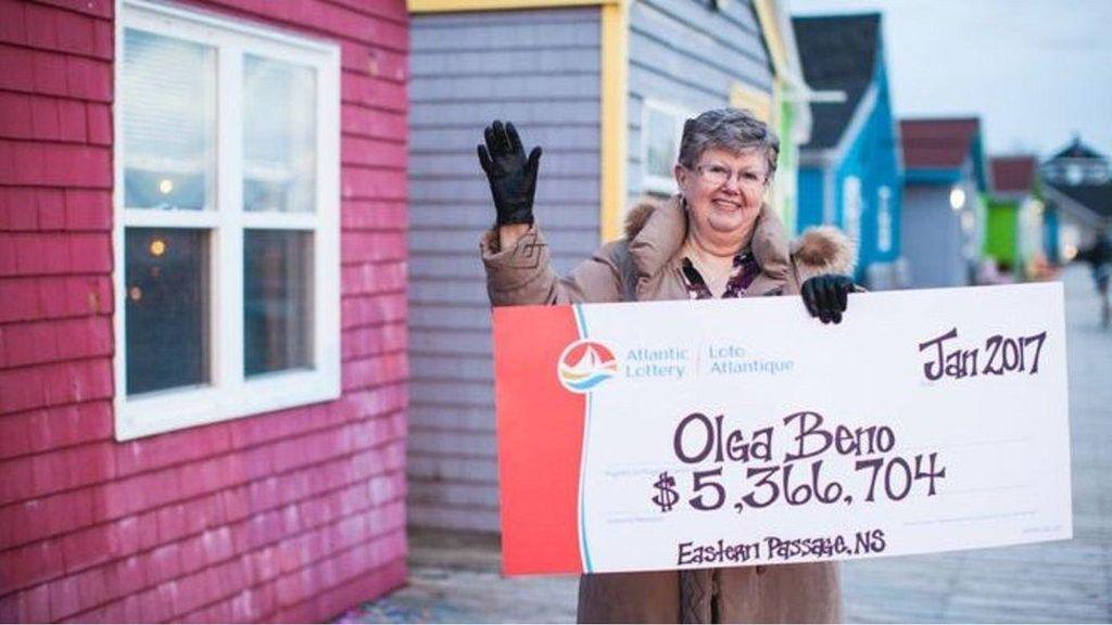Pasang Angka dari Mimpi, Perempuan Kanada Menang Lotre Rp53 Miliar