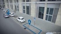 Mobil Pintar Bosch Otomatis Bisa Cari Parkir Sendiri