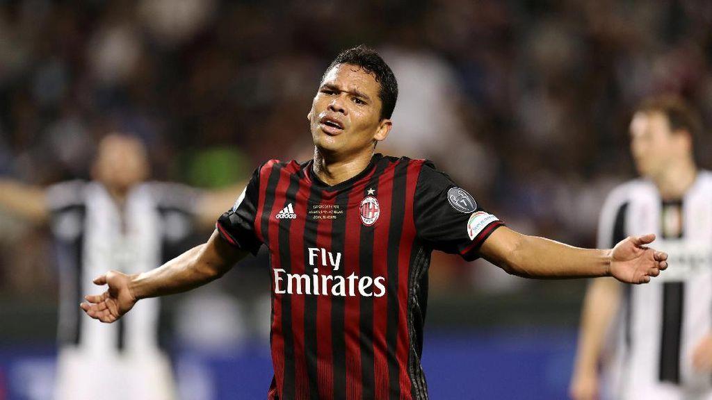 Milan Indikasikan Akan Lepas Bacca