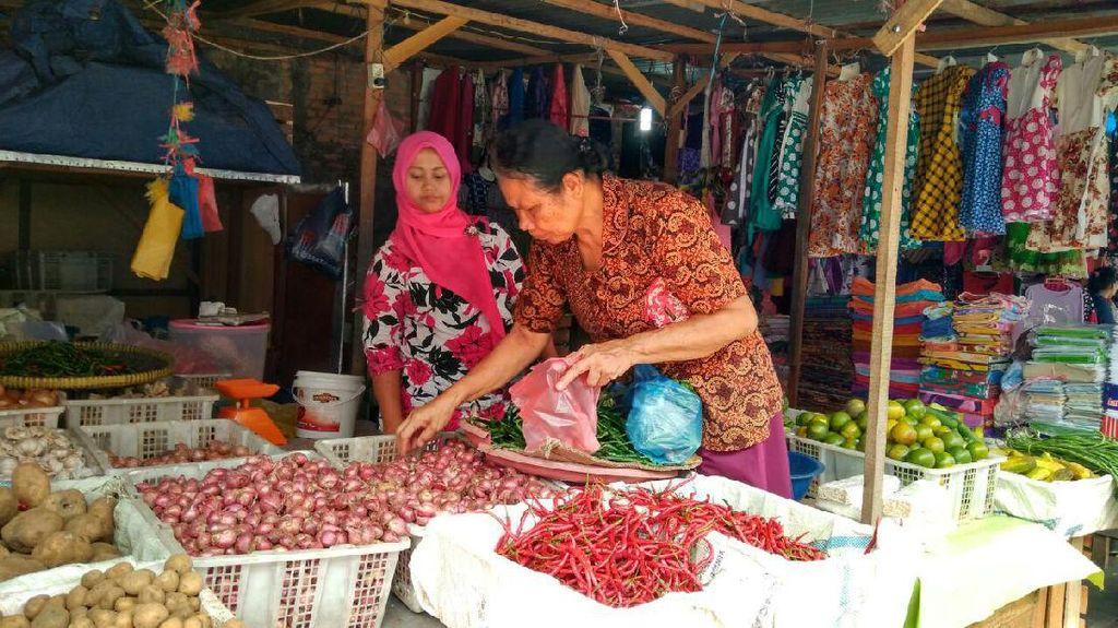 Stok Pangan di Jakarta Jelang Ramadan Dipastikan Aman