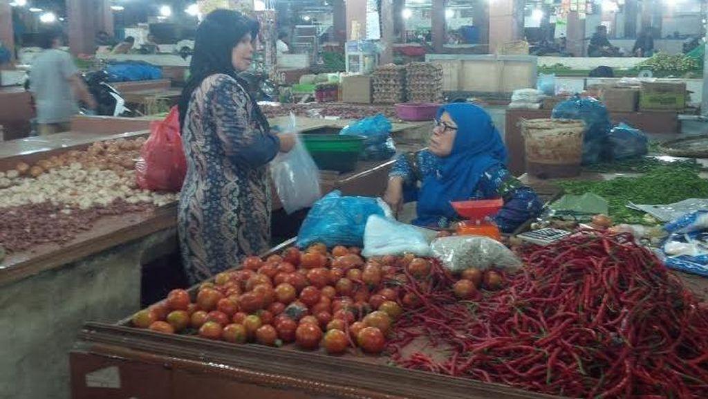 Harga Cabai Rawit di Medan Naik, Tembus Rp 90.000/Kg
