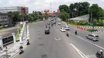 Izin Menteri BUMN Turun, Proyek Frontage Road depan Bulog Dikerjakan