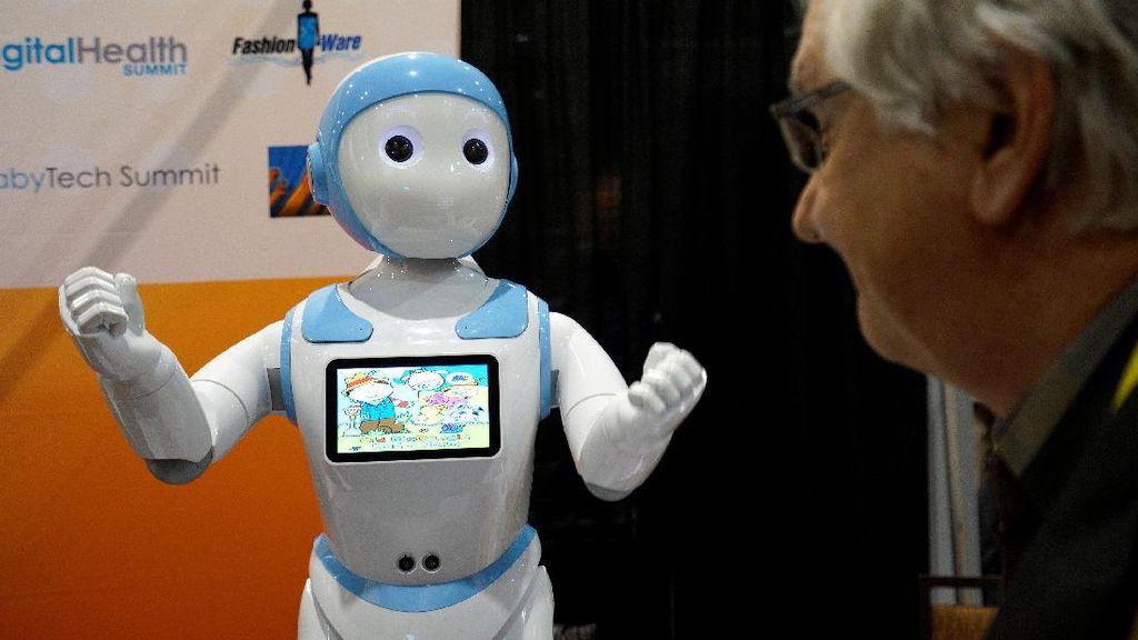 Dunia Masa Depan Terancam Suram Karena Robot
