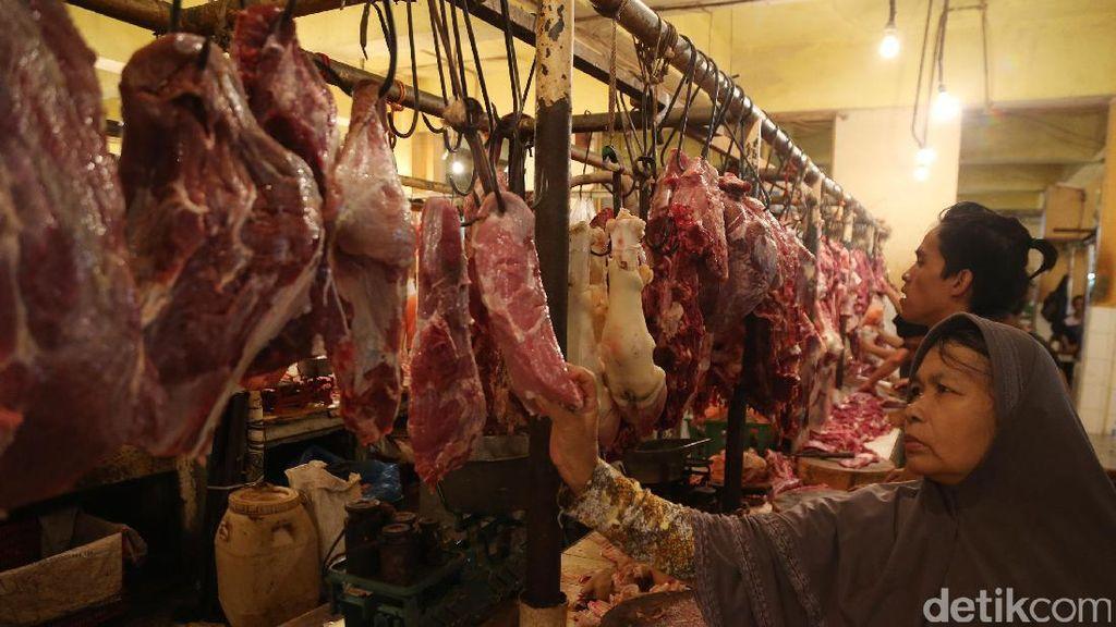 Mendag Perlu Lakukan Ini Agar Stok Daging Puasa dan Lebaran Aman