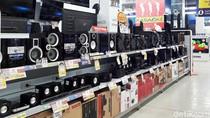 Tambahan Diskon 5% LED TV dan Audio di Transmart Carrefour