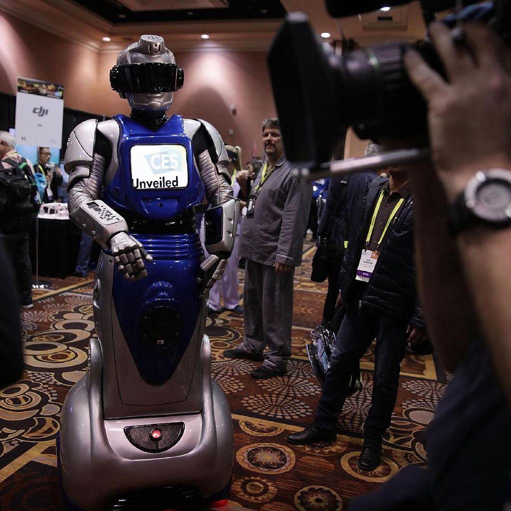 5 Robot Canggih di Bidang Kesehatan