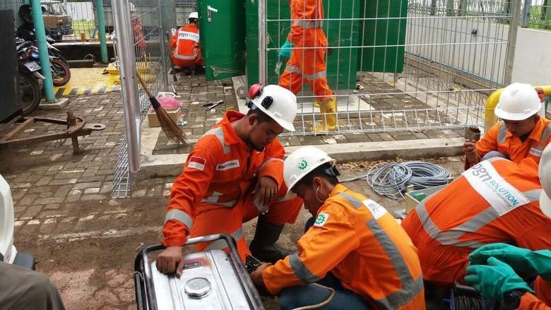 PGN Bangun Pipa Supaya Gas Natuna Bisa Diserap Dalam Negeri