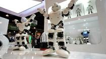 Invasi Robot Pintar di CES 2017