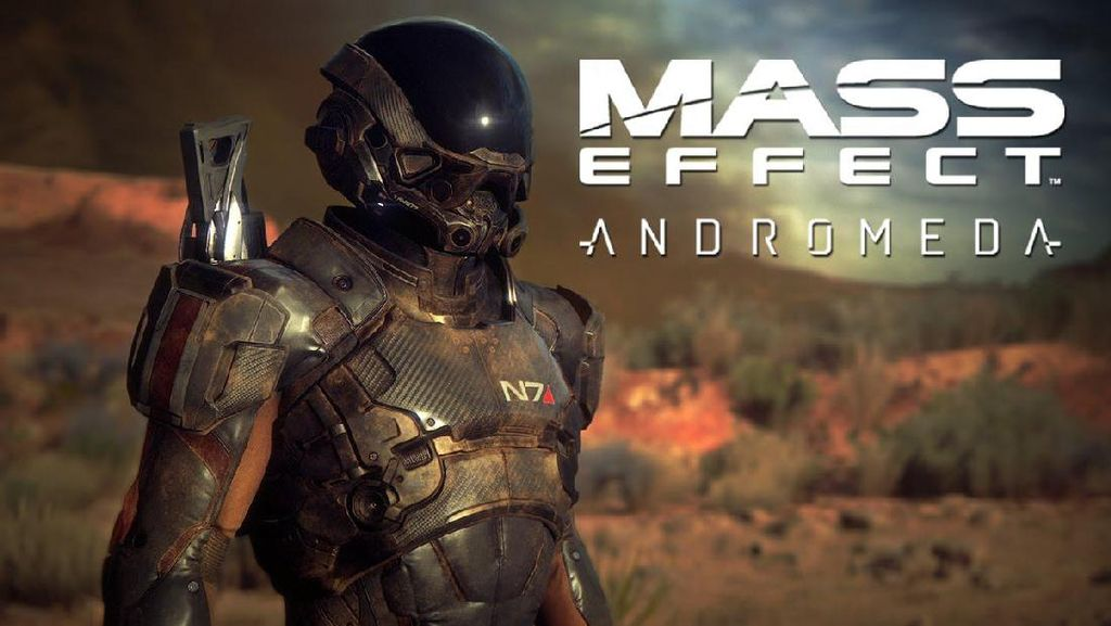 Mass Effect: Andromeda Bukan Game Open World